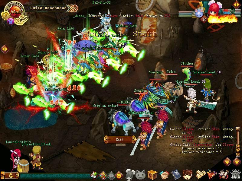 Những MMORPG đánh theo lượt xuất sắc 162