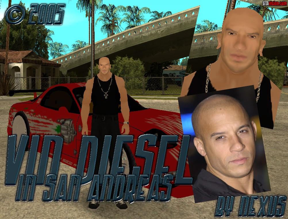 [Skin] Vin Diesel (Dominic Toretto) Bild_110