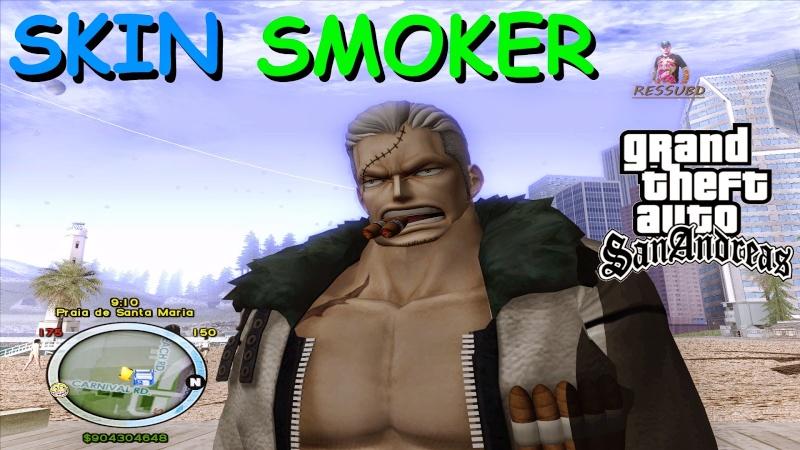 [Skin] Phó đô đốc Smoker (One Piece) Skin_s10