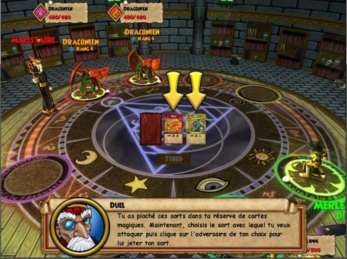 Những MMORPG đánh theo lượt xuất sắc Wizard10