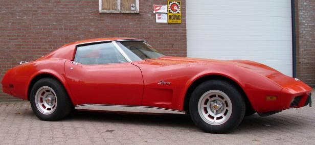 Corvette C3 76 en cours de restauration Kopie_11