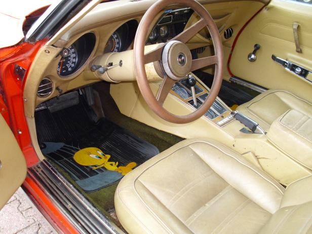 Corvette C3 76 en cours de restauration Kopie_13
