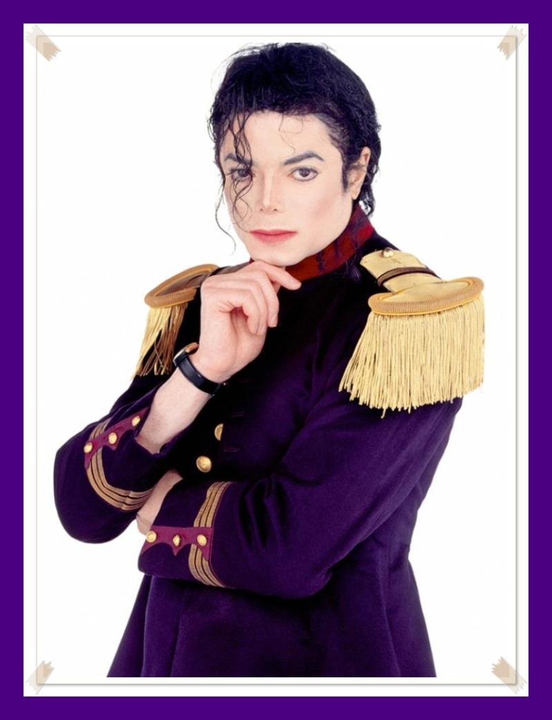 Foto di Michael Jackson Framed 000113