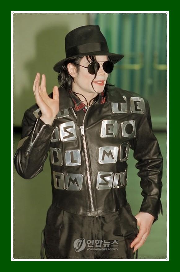 Foto di Michael Jackson Framed 000214