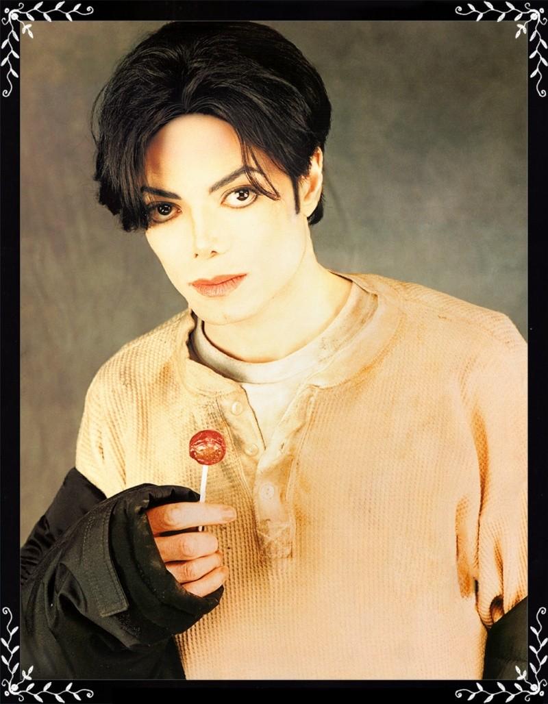 Foto di Michael Jackson Framed 00417