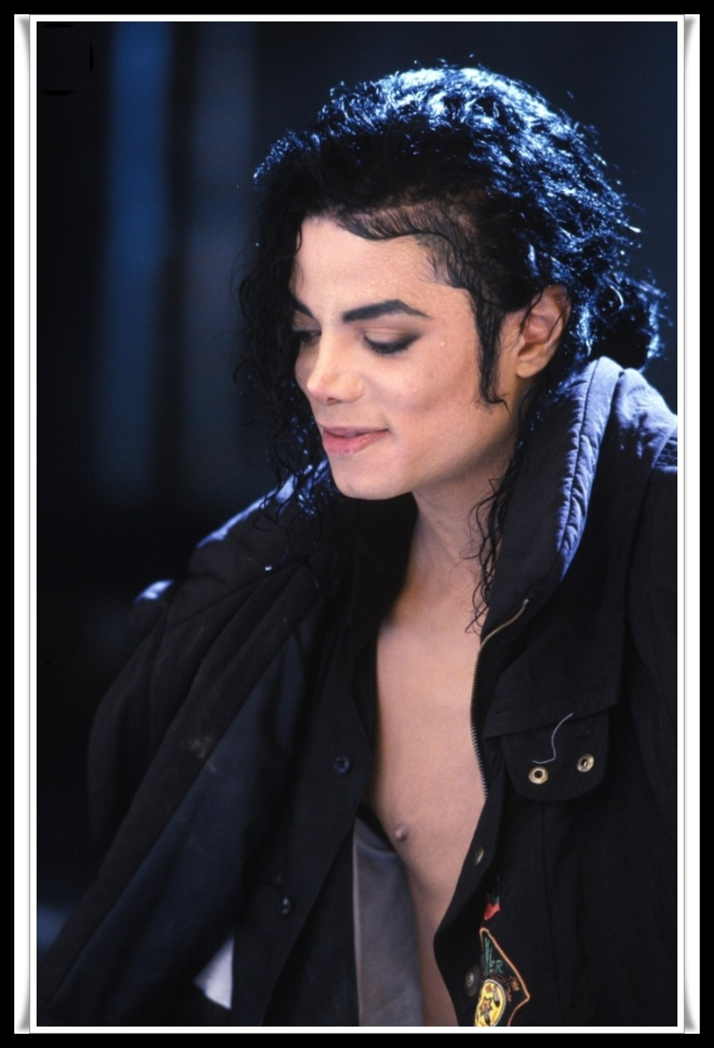 Foto di Michael Jackson Framed 02213