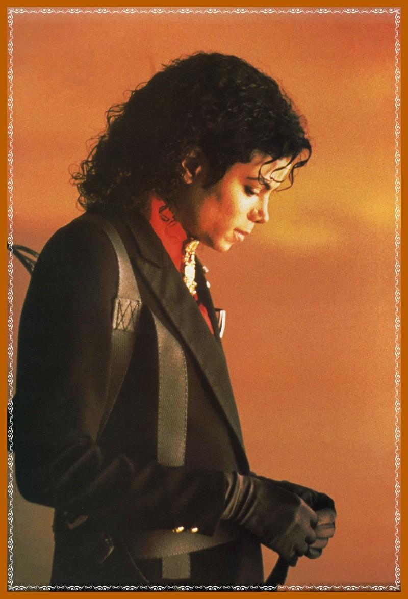 Foto di Michael Jackson Framed 02411