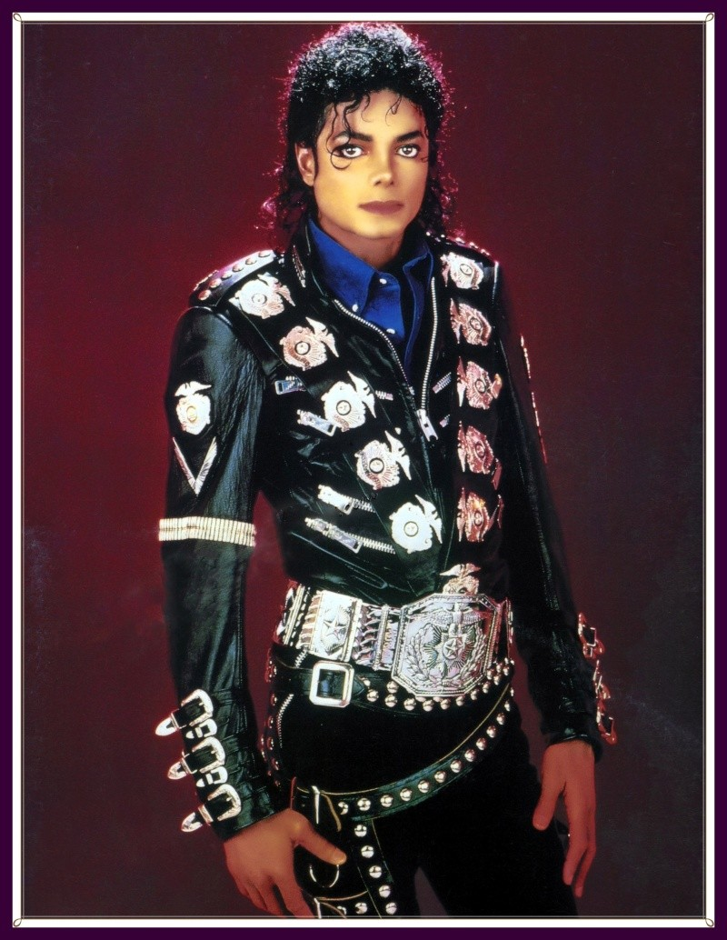 Foto di Michael Jackson Framed 02514