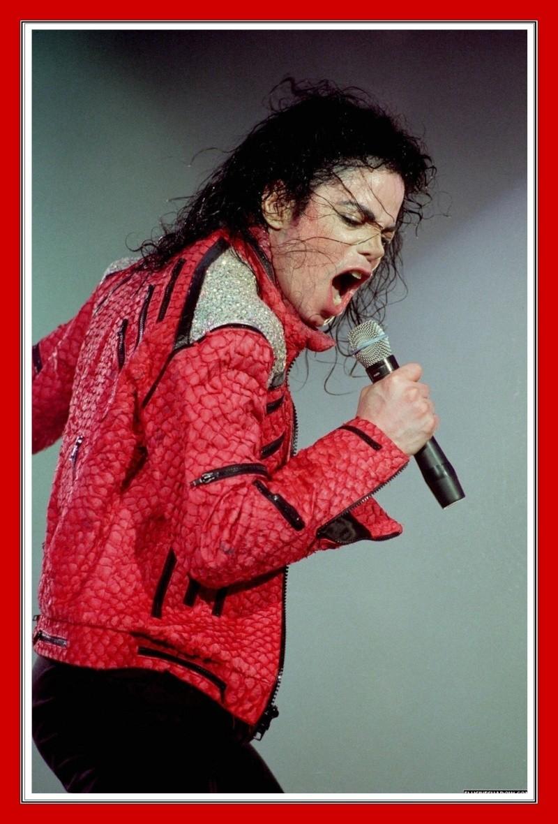 Foto di Michael Jackson Framed 02713