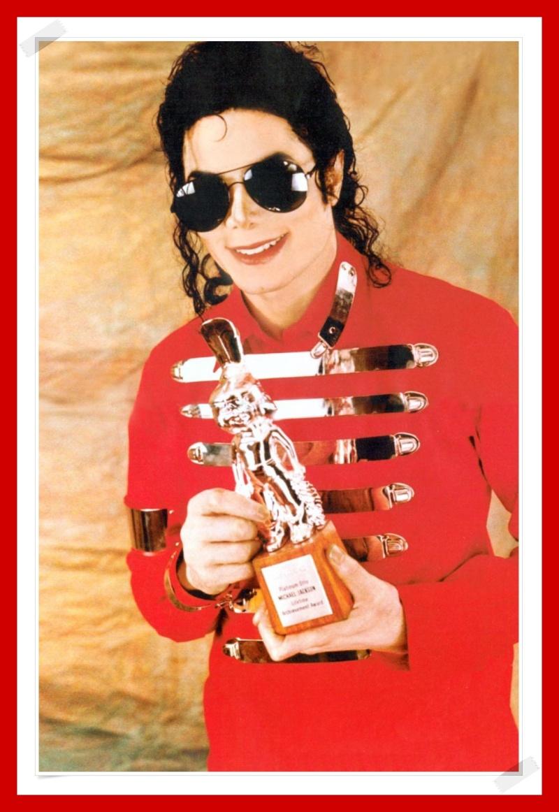 Foto di Michael Jackson Framed 03311