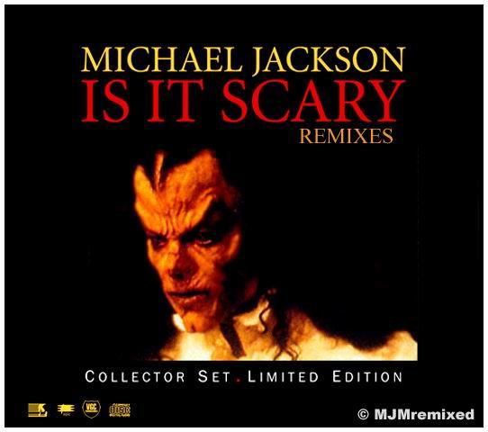 (CD) - Michael Jackson - Is It Scary Remixes Vol.1 D90d7b10
