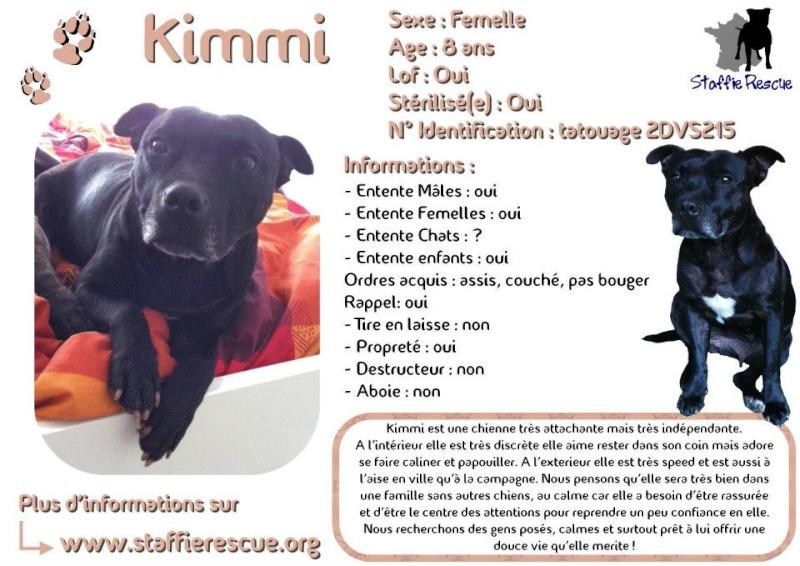 à Adopter chienne Kimmi - 8 ans [Adopté] 58041610