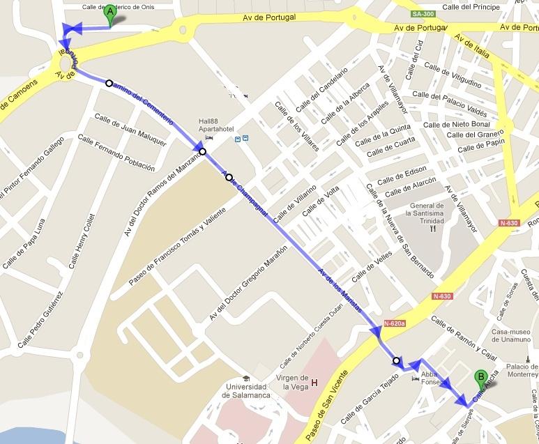 ATENEA MAPS: GIMNASIO PASADENA Gim10