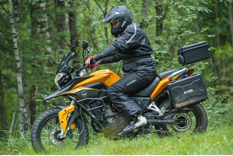 M1nsk TRX 300i – Ready for a 250cc Adventure Bike ?  Sans_t38