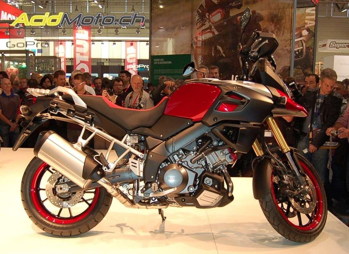 salon Intermot Cologne 2012 Suzuki10