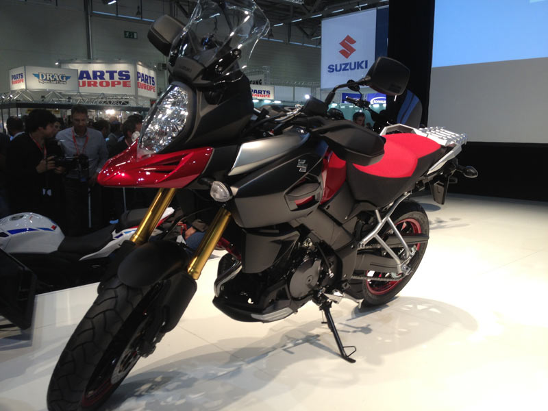 salon Intermot Cologne 2012 Vstrom10