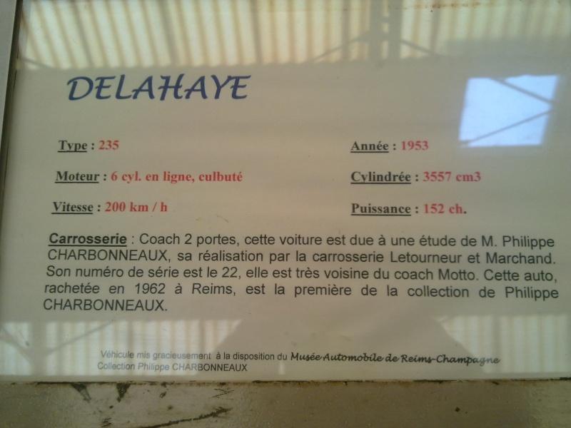Reims 2014, salon d'automne et expo DS au musée Charbonneaux 10012010