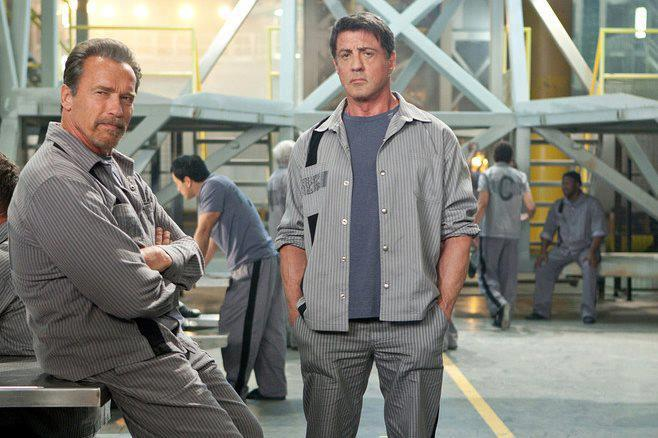Escape Plan (Stallone + Schwarzie) 41841810