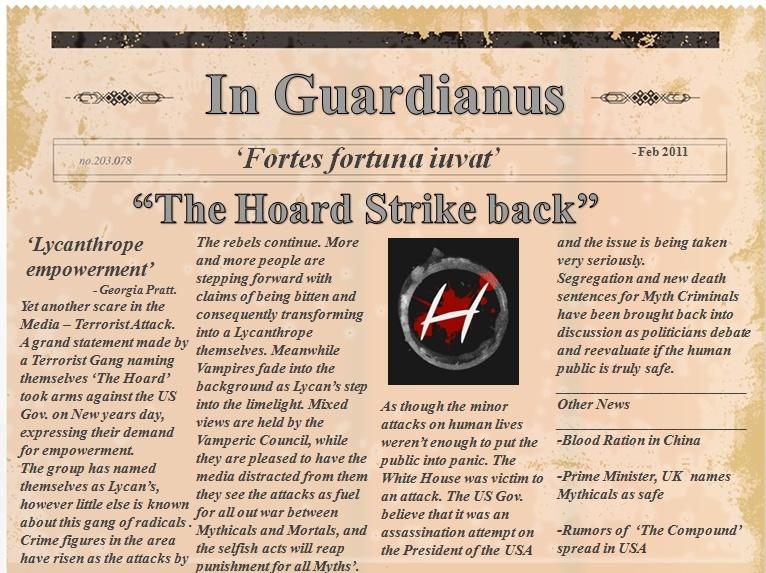 2011 NEWSPAPER ARTICLE - Lycan Empowerment News_a15