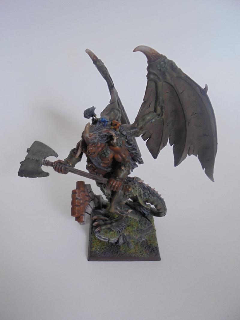 [concours] n°23: Un monstre ! (au choix)! Dsc00915