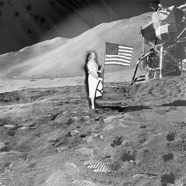 Pourquoi y a pas eu de femme sur la Lune ? Tallon10