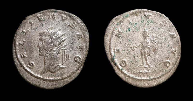 Gallien les monnaies de Scram  Gallie11