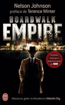 Boardwalk Empire : Naissance, gloire et décadence d'Atlantic City Couv1210
