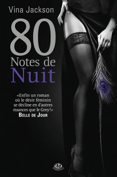 80 Notes - Tome 6 : 80 Notes de Nuit de Vina Jackson 81yjwc10