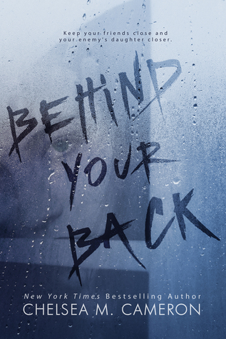 Behind Your Back de Chelsea M. Cameron Behind10