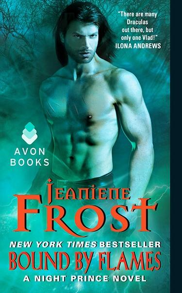 Le Prince des Ténèbres - Tome 3 : Combustion Spontanée de Jeaniene Frost Bound_10