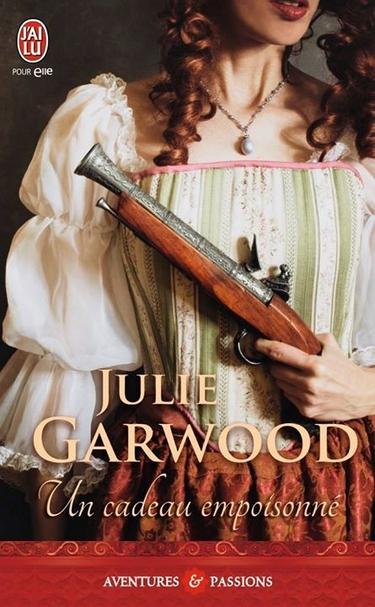 Les espions de la Couronne - Tome 3 : Un cadeau empoisonné de Julie Garwood Cadeau10