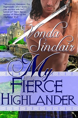 vonda sinclair - Aventuriers des Highlands - Tome 1 : Le Guerrier Sauvage de Vonda Sinclair Fierce10
