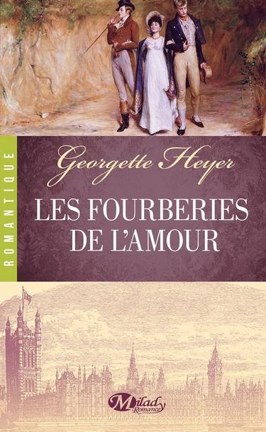 heyer - Les Fourberies de l'Amour de Georgette Heyer Fourbe10