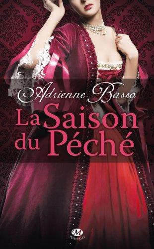 adrienne - La Saison du péché  de Adrienne Basso  La-sai10