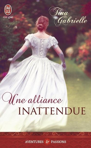 Regency Barrister - Tome 1 : Une alliance inattendue de Tina Gabrielle Tina10