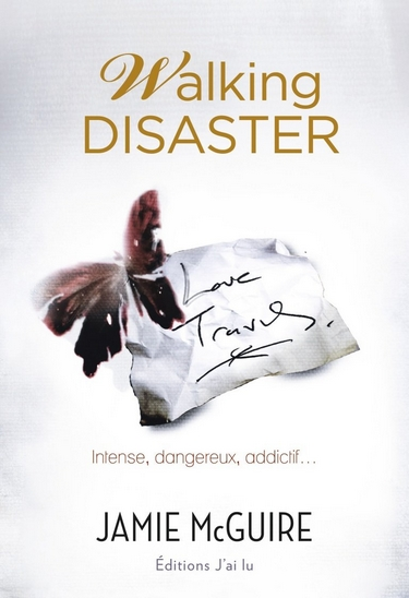 (New Adult) Beautiful - Tome 2 : Walking Disaster de Jamie McGuire Walkin10