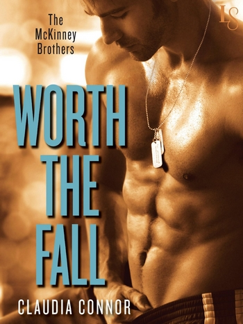 Les Frères McKinney - Tome 1 : Worth the Fall de Claudia Connor Worth_10