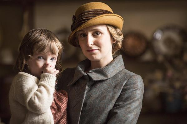 Downton abbey saison 5 Abbey110