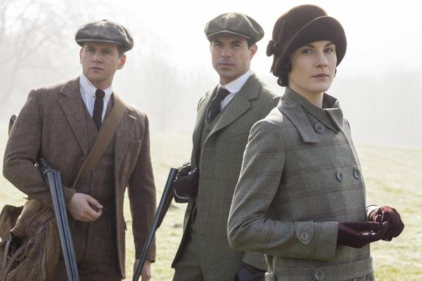 Downton abbey saison 5 Abbey310