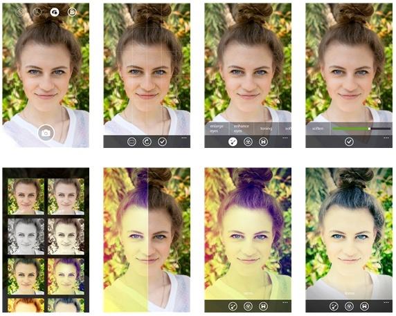 [APPLICATION WINDOWSPHONE 8.x - LUMIA SELFIES] Réalisez facilement vos selfies avec votre Lumia [Gratuit] Captur11