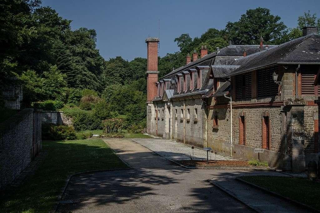 Le Château de Trévarez Les_ac10
