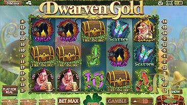 TopGame New Game Dwarven Gold Video Slot Darwen10