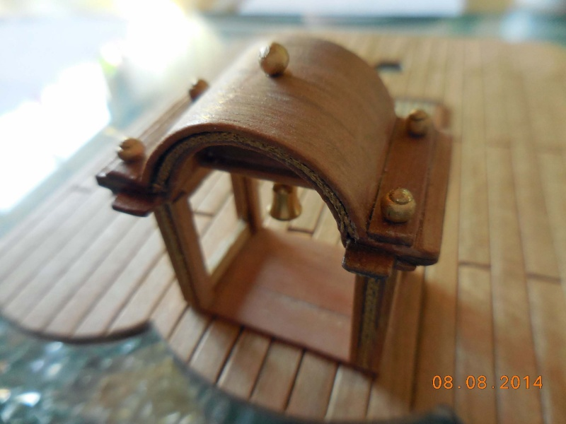 Hubert's Sovereign of the Seas Glocke14