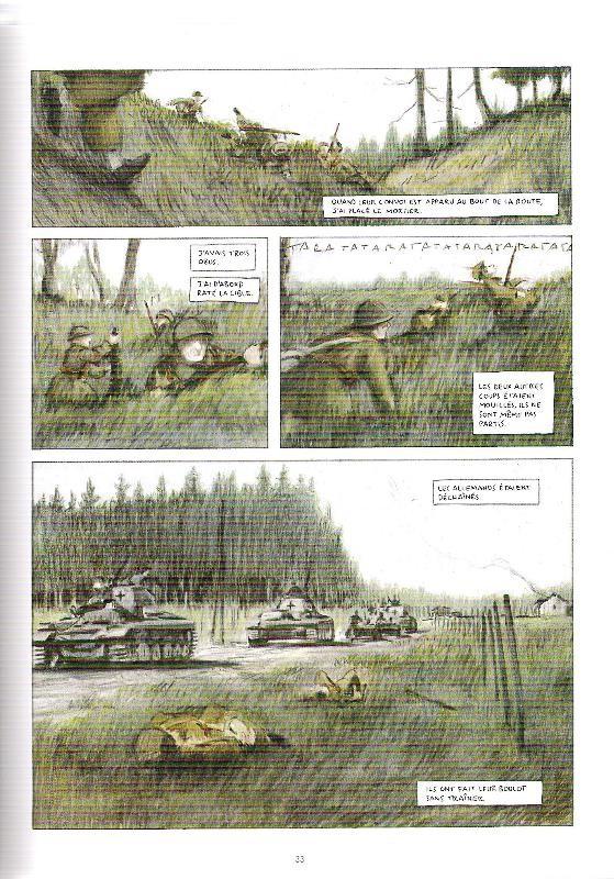 [BD] Alain Bujak Guerre10
