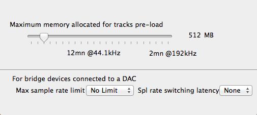 Audirvana + M2TECH EVO DAC = problema con files in alta risoluzione Screen28