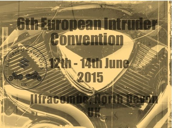 6th European Intruder Convention - UK 2015 Conven10
