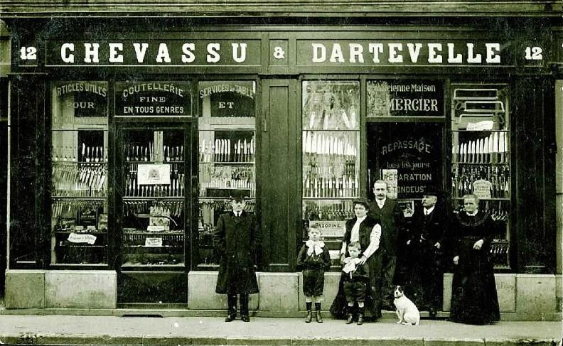 Jeanningros frères, les ancêtres de la shavette :) Chevas11