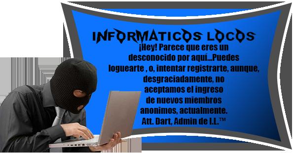 Informaticos Locos Inf1210
