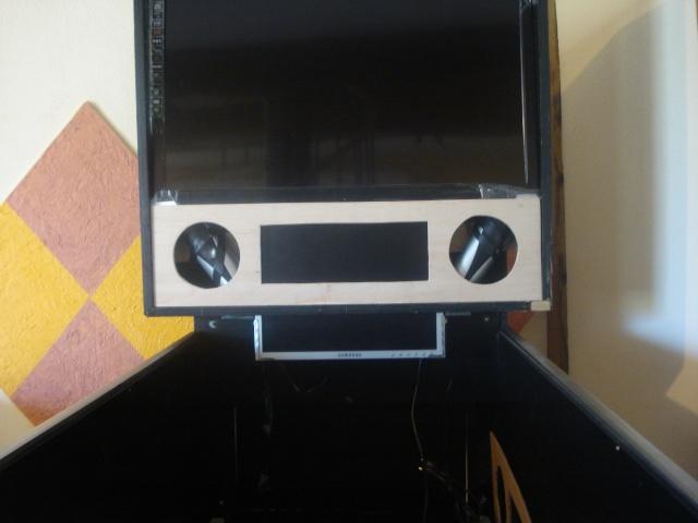 [RÉSOLU] quel haut parleur et system audio prendre pour un pincab Dsc02611