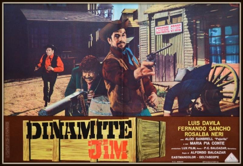 Dynamite Jim - Dynamita Jim - Dinamite Jim - 1966 - Alfonso Balcazar - _5710